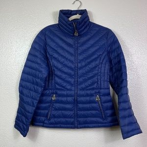 MICHEAL KORS Quilted Down Puffer Jacket